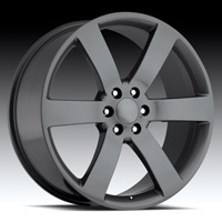Chevrolet TrailBlazer SS Grey 22X9 6X5 - 45