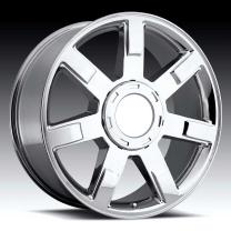 Cadillac Escalade Chrome 22X9 6X5.5 - 15