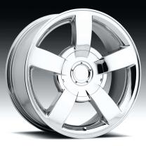Chevrolet Silverado SS Chrome 20X8.5 6X5.5 - 22