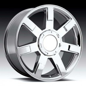 Cadillac Escalade Chrome 20X9 6X5.5 - 15