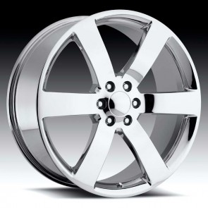 Chevrolet TrailBlazer SS Chrome 22X9 6X5.5 - 22
